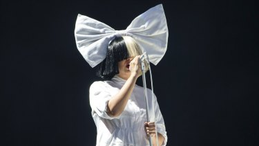 Adelaide singer-songwriter Sia recived three nominations.