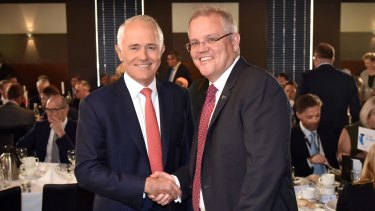 Prime Minister Malcolm Turnbull and Treasurer Scott Morrison have put pressure on banks over their high credit card interest rates.