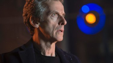Peter Capaldi: not paid so much by BBC but gets more income from BBC Worldwide.