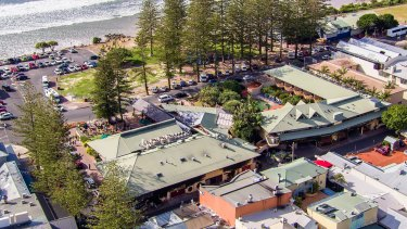The iconic Beach Hotel has been sold for $70 million to Melbourne fund manager, Impact Investment Group