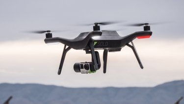 Drones are large users of rare earths