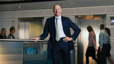 Cochlear CEO Dig Howitt