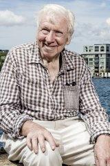 Pat Geraghty Federal Secretary of Seamen's Union of Australia
