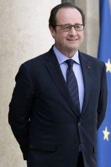Wants to ban homework for children aged under 11: French president Francois Hollande.