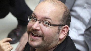 Jason Rezaian, the Iranian-American Washington Post reporter sentenced to jail in Iran.
