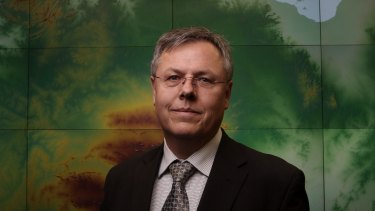 Weathering BoM: Rob Vertessy steps down as chief executive of the Bureau of Meteorology.