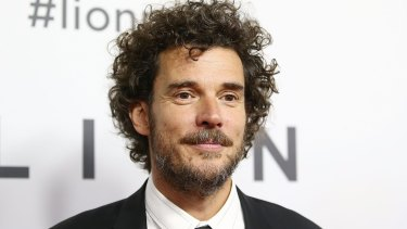 """""""They hold onto my arm and they tell me their stories"""": director Garth Davis."""