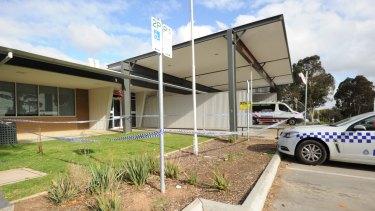 Tamara Turner's body was dumped outside the Mildura Base Hospital, allegedly by her partner, on Monday morning.