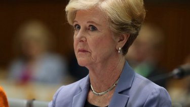 Human Rights Commissioner Gillian Triggs has been criticised for her stance on asylum seekers.