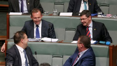 The PM can't blame Tony Abbott for this stuff-up.