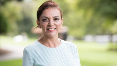 Aly is the first female Muslim MP in Federal Parliament.