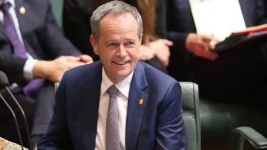 Opposition Leader Bill Shorten has hardened his rhetoric against the plebiscite in recent weeks.