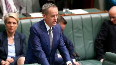 Bill Shorten is now following Abbott's playbook.