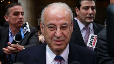 Australian Water Holdings, which is linked to Eddie Obeid, has been ordered to pay up to $1.7 million to Sydney Water.