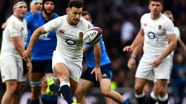 England halfback Danny Care was critical of Italy's tactics.