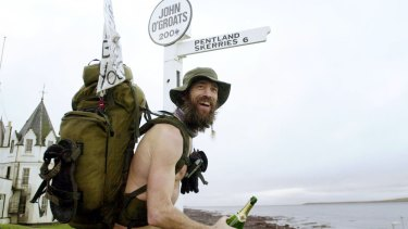 Naked Rambler gets another two years   Eastleigh News