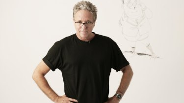 Cartoonist Bill Leak.