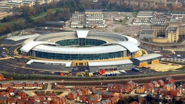 """Britain's Government Communication Headquarters (GCHQ) rejected claims it spied on Trump, as """"nonsense""""."""