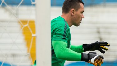 Danny Vukovic is now at Belgian club Genk – Mat Ryan's former stomping ground.