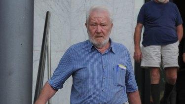 Heinz Klinkermann at court in 2013.