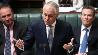 Across all voters, poll results suggest Malcolm Turnbull would have majority public support for progressive policy changes.
