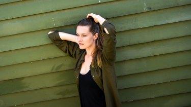 Choreographer and dancer Stephanie Lake.