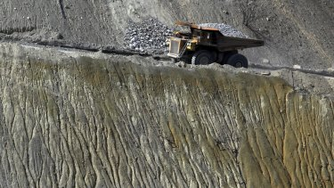 Mines that have produced zinc for decades are tapped out.