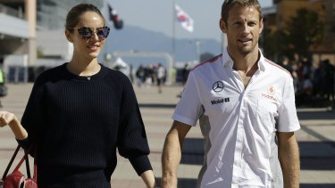 Jenson and Jessica Button claim they were gassed by robbers, but experts are sceptical.