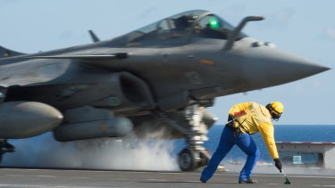 Carriers have increasingly been regarded primarily as platforms from which to launch air attacks on land targets.