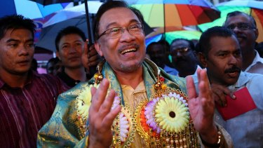 Malaysia's former opposition leader Anwar Ibrahim will be released from jail on June 8.