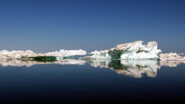 The decline in oxygen was sharpest in the Arctic Ocean, a region facing Earth's starkest climate change.