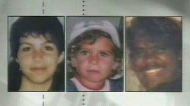 The victims, who were allegedly murdered by the same man, disappeared over a period of five months.