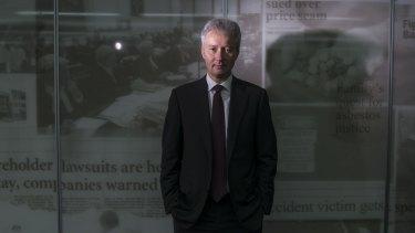 Maurice Blackburn employment principal Josh Bornstein believes a law change is needed.