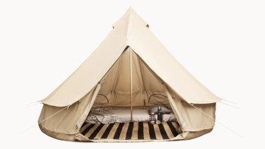 Flinders Bell tent, $899.