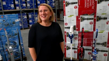 Kathy Cocovski departed after just five months as CEO of Godfreys.
