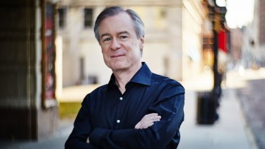 """""""I was hearing the orchestra for the first time"""": chief conductor David Robertson."""
