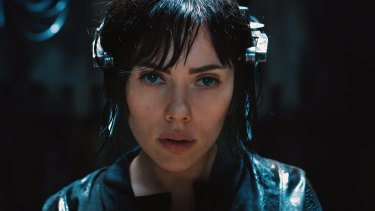 The makers of Ghost in the Shell were accused of whitewashing after casting Scarlett Johansson as their lead.