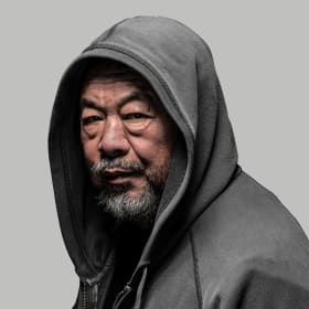 """Ai Weiwei on refugees: """"They're not beggars. They come here with a strong sense of dignity."""""""