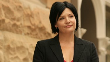 Jodi Mckay is Labor's candidate for the inner-west seat of Strathfield and would become the party's planning spokeswoman if elected in March.