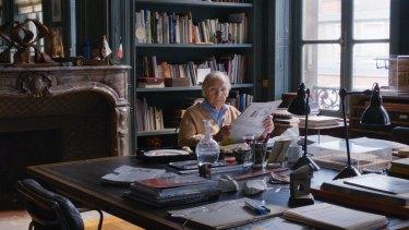 Jean-Louis Trintignant in <i>Happy End</i>, a new film by Michael Haneke.