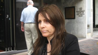 Lili Chel, pictured in December 2010, has had a partial win after suing Fairfax for defamation.