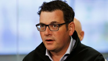 Premier Daniel Andrews has called more arrests of young offenders in Victoria.