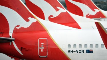 As part of its efforts to return to profitability, Qantas is in the midst of removing $2 billion in costs.