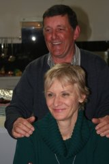 Peter and Gillian Mertens have ridden the waves of Peter's bipolar disorder together.