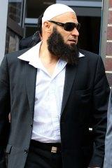 Jailed: Wassim Fayad.
