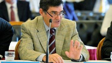 Speaker Peter Wellington has announced his retirement.