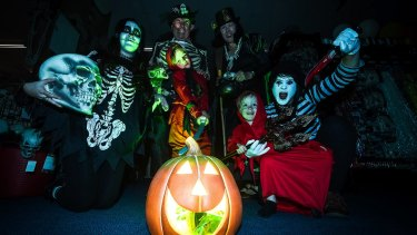 Halloween kickstarts our extended annual welcome to the souls of the departed.