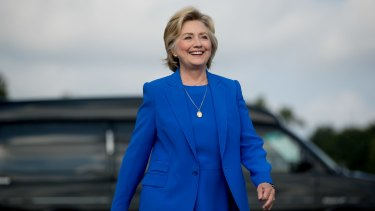 Whenever Hillary Clinton steps out, every detail of her outfit is analysed from colour to cuff to designer.