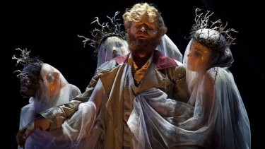 Pinchgut Opera - Armida. Photos by Brett Boardman