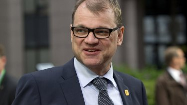 Finnish Prime Minister Juha Sipila favours the idea as a way to simplify the welfare system.